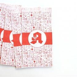 ドイツ/ファーマシー紙袋