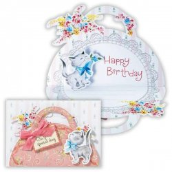Hallmark/Birthdayカード/631-086