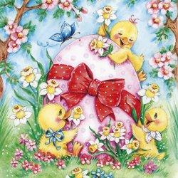 Daisy/ペーパーナプキン/HappyChicken/バラ売り