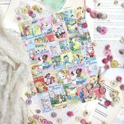Cheriオリジナルラッピングペーパー【Children'sBooks】