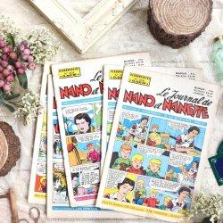フランスヴィンテージコミックマガジン