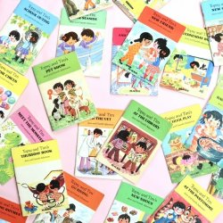 Topsy and Tim/絵本/1冊