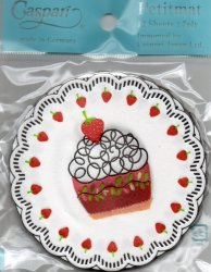 Caspari/プチマット/カップケーキ