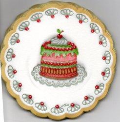 Caspari/プチマット/Torte