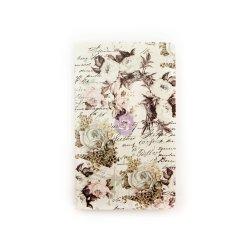 PrimaTraveler's/インサートノートブック/Floral&Script
