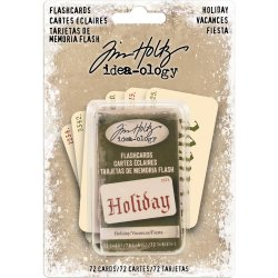 Timholtz/フラッシュカード/Holiday/93645