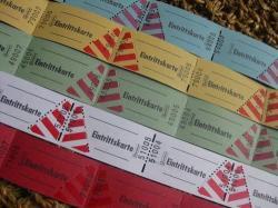 ドイツEintrittskarteチケット
