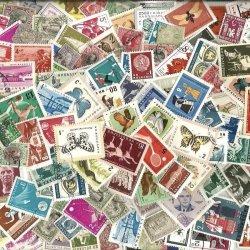 ブルガリアの使用済み切手20枚