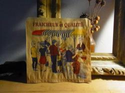 フランスのマルシェ袋【マルシェ】