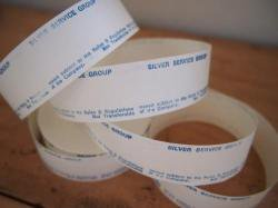 UKヴィンテージバスチケット/SILVER SERVICE
