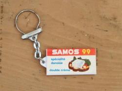 フランスヴィンテージキーチェーン【Samos99】