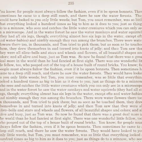 JenniBowlin/12インチパターンペーパー/BrownBookprint