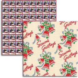 JenniBowlin/12インチパターンペーパー/WrappingPaper
