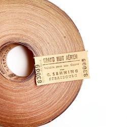 1950'sフランス/カルーセルチケット【10枚】