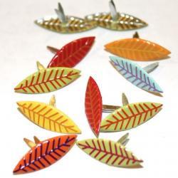 ブラッズ/割りピン【Leaf】