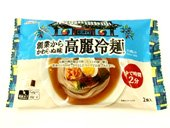 高麗冷麺 350g 2人前・スープ付 390円