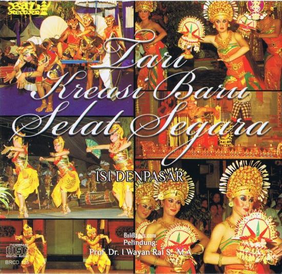 【CD】Tari Kreasi Baru Selat Segara ISI Denpasar