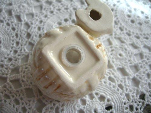 マニー プチメゾン 陶器 ミニバスケットの商品写真3