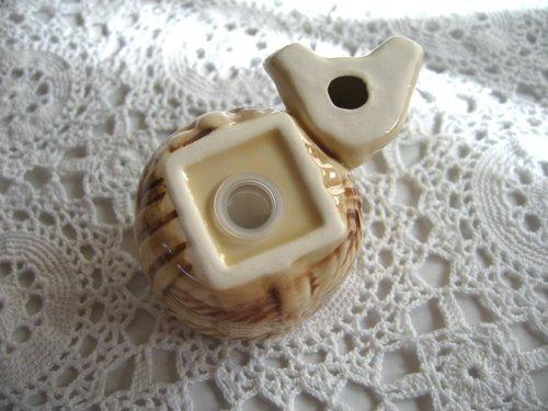 マニー プチメゾン 陶器 ミニバスケットの商品写真5