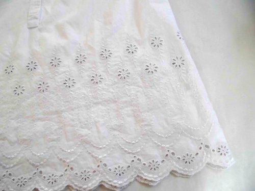 マシュカシュ(Mashu Kashu) カットワーク刺繍プルオーバーの商品写真5