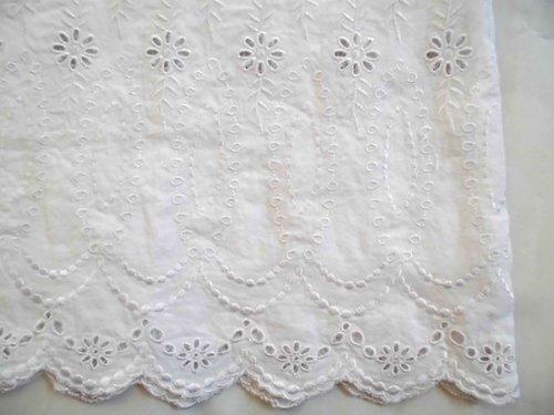 マシュカシュ(Mashu Kashu) カットワーク刺繍プルオーバーの商品写真6