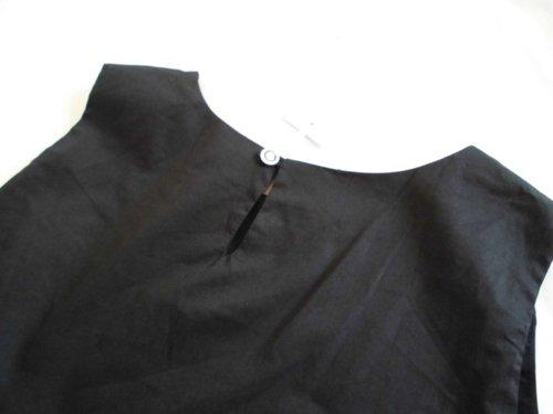 s.t.closet frabjous(エスティークローゼット フラビシャス) オーバーレースワンピース ブラックの商品写真5