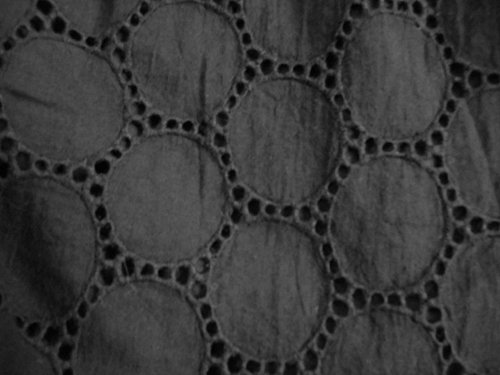 s.t.closet frabjous(エスティークローゼット フラビシャス) オーバーレースワンピース ブラックの商品写真6