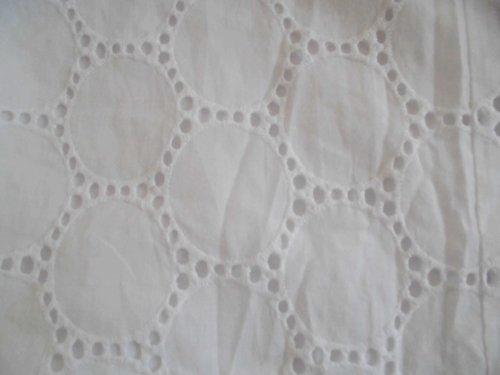 s.t.closet frabjous(エスティークローゼット フラビシャス) オーバーレースワンピース ホワイトの商品写真6