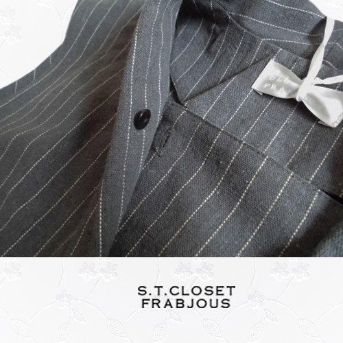 s.t.closet frabjous(エスティークローゼット フラビシャス) ノースリーブワンピース の商品写真5