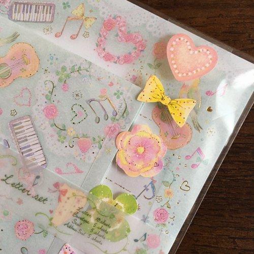 Clothes-Pin(クローズピン) たけいみきシリーズ レターセットの商品写真13