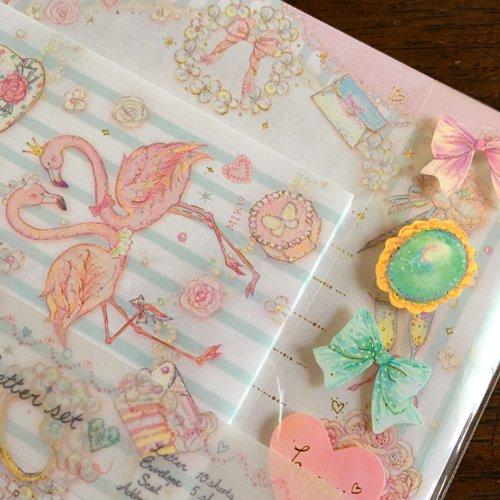 Clothes-Pin(クローズピン) たけいみきシリーズ レターセットの商品写真7