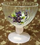 ラ・ヴィオレ ガラスシリーズ デザートカップ