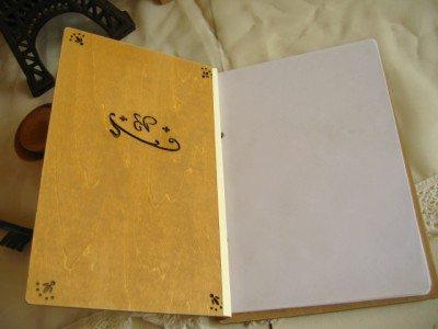 ティアラ レースウッドノートの商品写真2