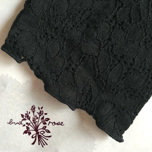 Maglia bud rose(マーリア バドローズ)ニットレースチュニックの商品写真6