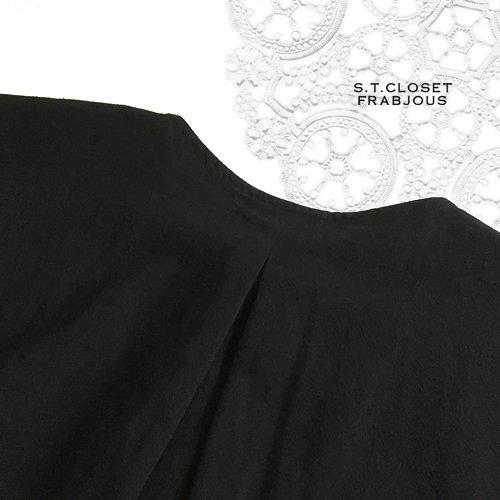 s.t.closet frabjous(エスティークローゼットフラビシャス) シトロンレースワンピースの商品写真6