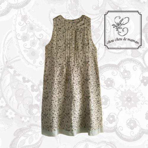 chou chou de maman(シュシュドママン)シャンプデフルール ドレスの商品写真2