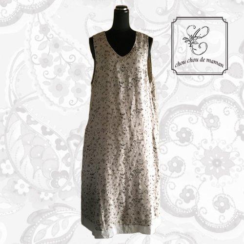 chou chou de maman(シュシュドママン)シャンプデフルール ドレスの商品写真3
