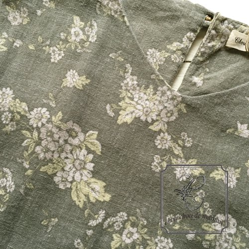 chou chou de maman(シュシュドママン)フルールドデイジー ドレスの商品写真5