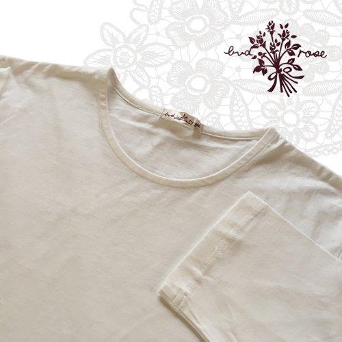 Maglia bud rose(マーリア バドローズ) ワンポイントカットソーの商品写真4