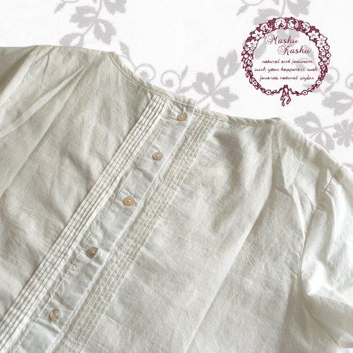 マシュカシュ(Mashu Kashu) 刺繍ブラウスの商品写真7