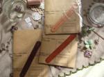 ティアラ 革の手作りキット ポケット口S