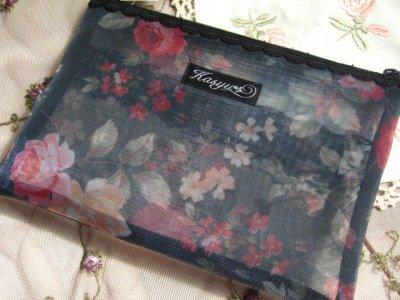 華集 Flower12 メッシュカジュアルケースの商品写真2