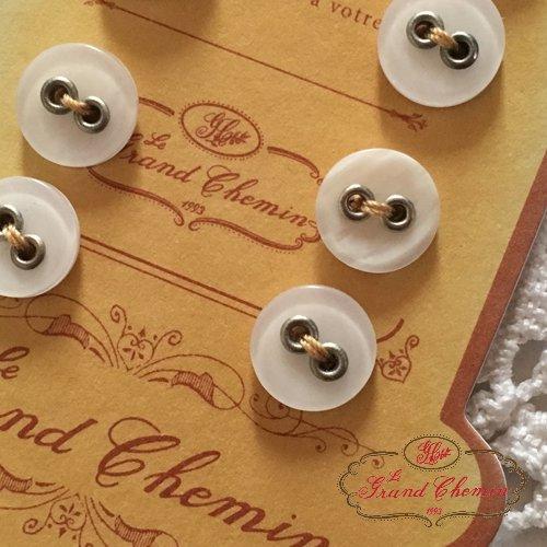 Le Grand Chemin(グランシュマン)ボタンシート マーブルの商品写真2