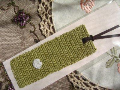 まころん* 手編みブックマーカーの商品写真2