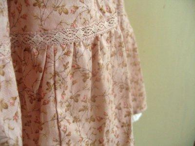 リリアンハウス(LILYAN HOUSE) 小花ピンクスカートの商品写真3