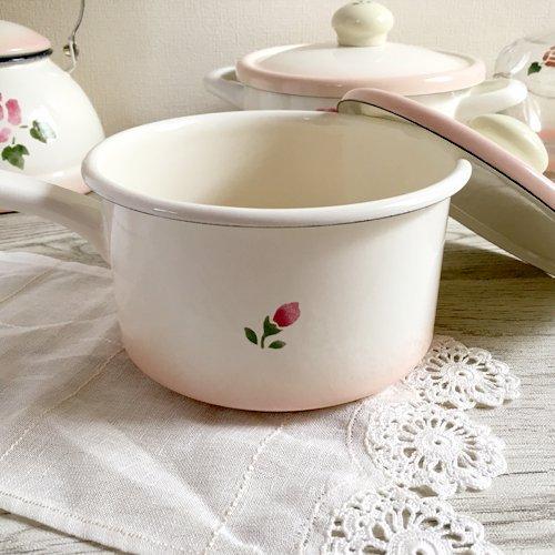 マニー ローズ ホーロー スープパンの商品写真3