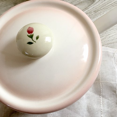 マニー ローズ ホーロー スープパンの商品写真4