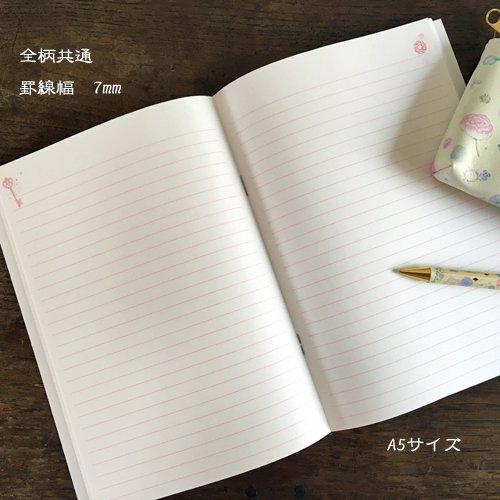 Clothes-Pin(クローズピン) たけいみきシリーズ A5ノートの商品写真4