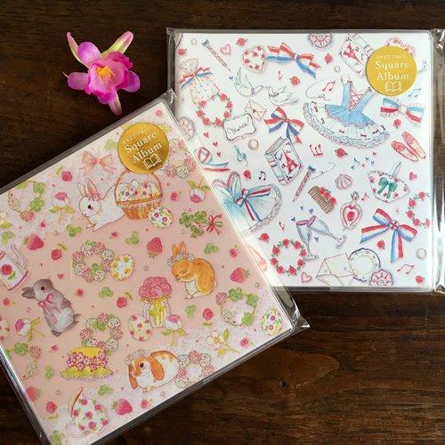 Clothes-Pin(クローズピン) たけいみきシリーズ スクエアアルバムの商品写真です