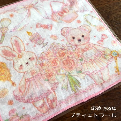 Clothes-Pin(クローズピン) たけいみきシリーズ タオルハンカチの商品写真3